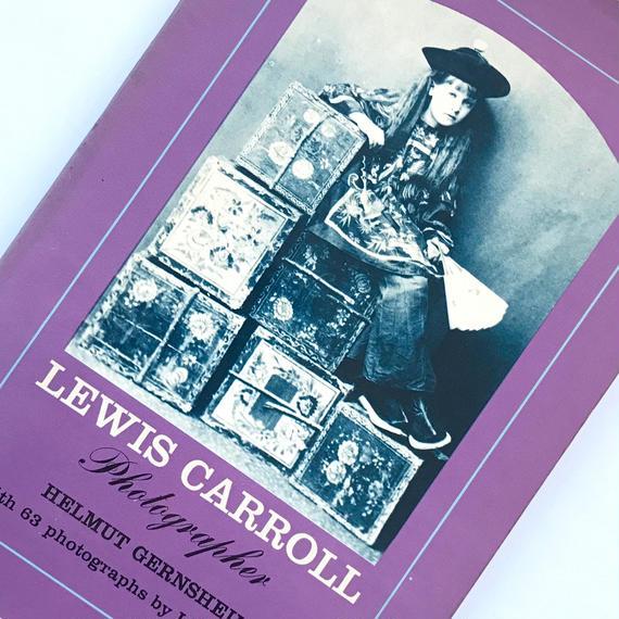Title/ Lewis Carroll Photographer Author/ Helmut Gernsheim