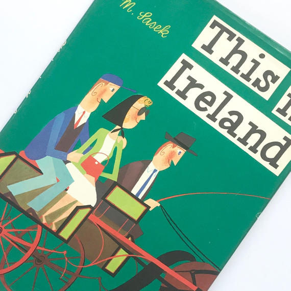 Title/ This is Ireland Author/ M.Sasek