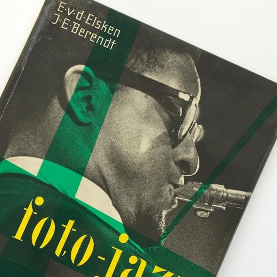 Title/ Foto-jazz Author/ Ed van der Elsken