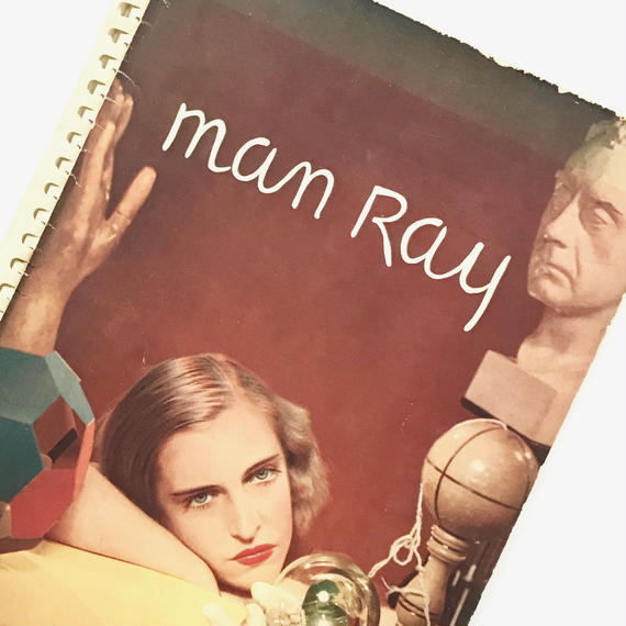 Title/ Man Ray Photographs 1920-1934 Paris  Author/Man Ray