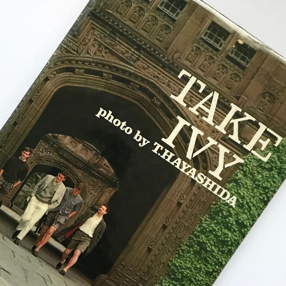 Title/ TAKE IVY FIRST  Author/ 林田昭慶