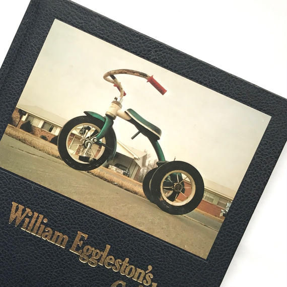 Title/ William Eggleston's  Guide Author/ William Eggleston