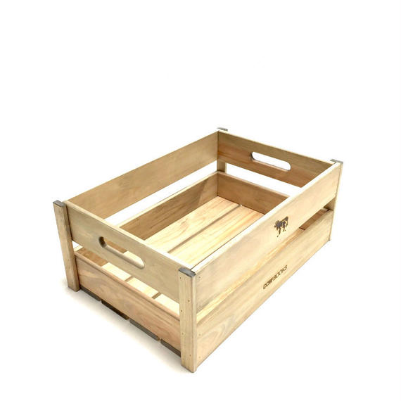 Wood Box Small  Stacking