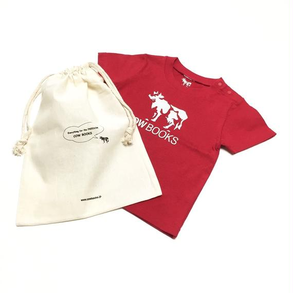Kids Tshirt ・color  (ギフトパッケージ)