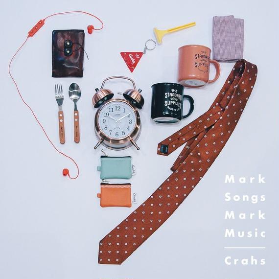 【CD】Mark Songs Mark Music