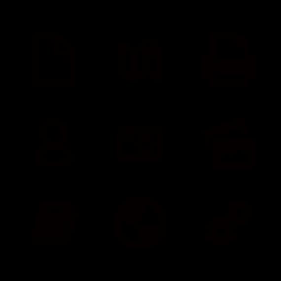 Basic pictograms