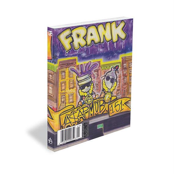 FRANK BOOK US HARLEM CHAPTER【FKJP-BK-004】