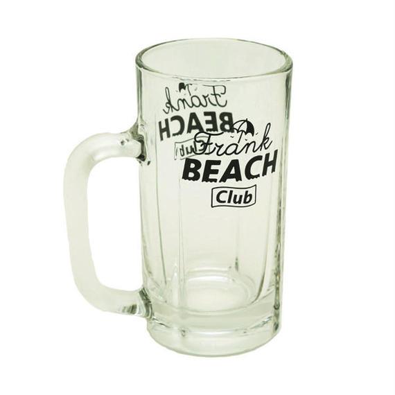 FRANK BEACH CLUB BEER GLASS【FKJP-AC-118】