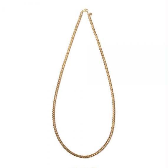 FRANK GOLD CHAIN by Mr.FRANK GOLD (大) 900mm【FKJP-AC-133】