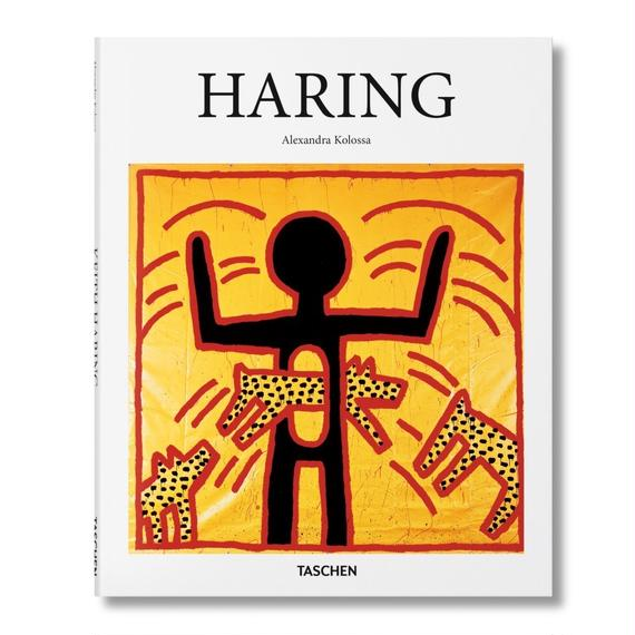 アートブック : Keith Haring (Basic Art Series 2.0)【KH-033】