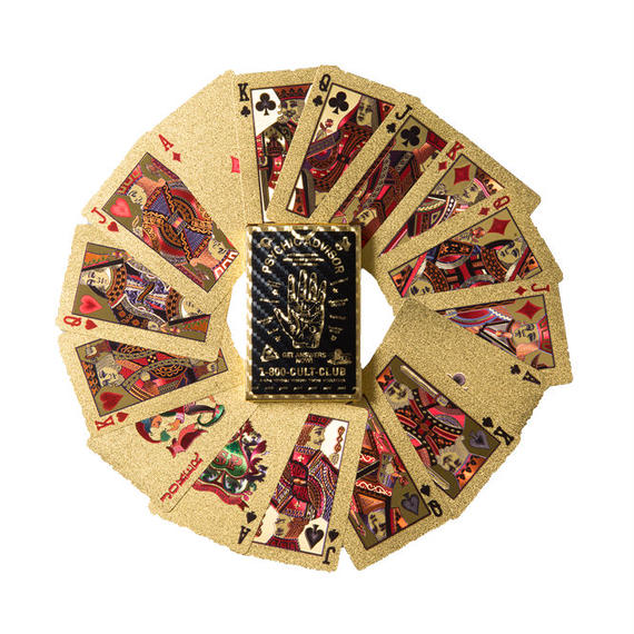 CULTCLUB PLAYING CARDS【CC18SS-035】