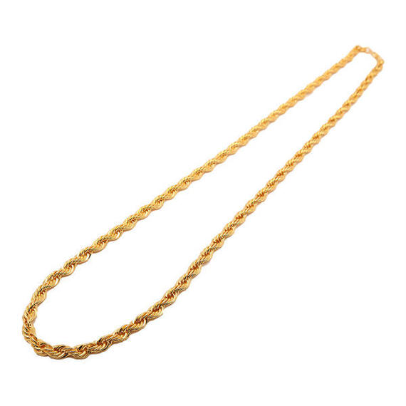 """FRANK GOLD CHAIN by MR.FRANK GOLD """"R"""" / FAT【FKJP-AC-123】"""