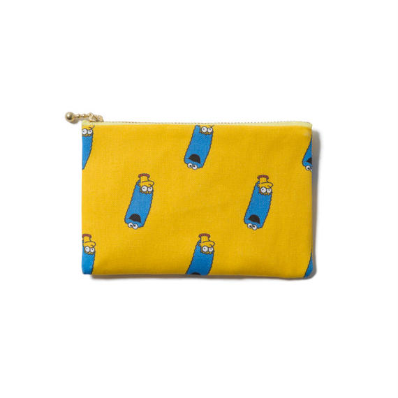 MARGE MONSTER MINI POUCH : JEROEN with BESIDE THE BAG【CC17AW-035 】