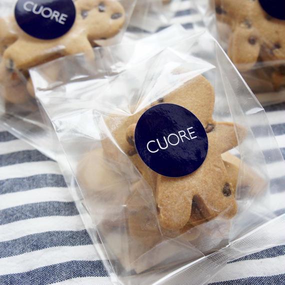 キャラメルチョコチップ クッキー(1袋)