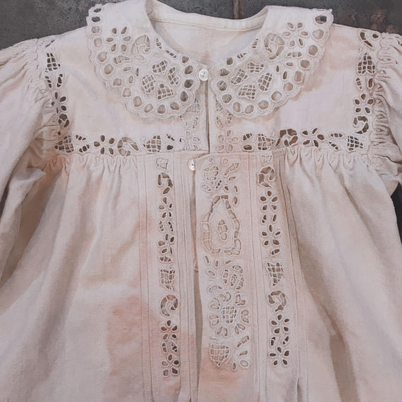 Antique Hungarian blouse