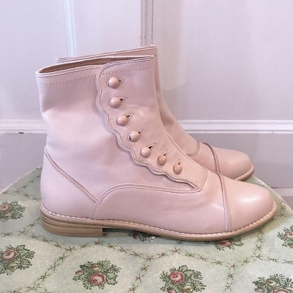 F-Troupe GF82 LEATHER PINK (LIMITED COLOUR)