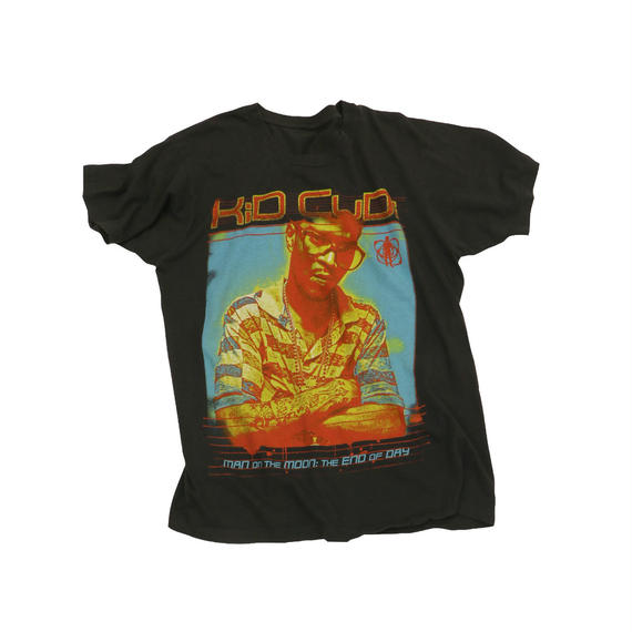 KID CUDI MAN ON THE MOON USED Tshirts