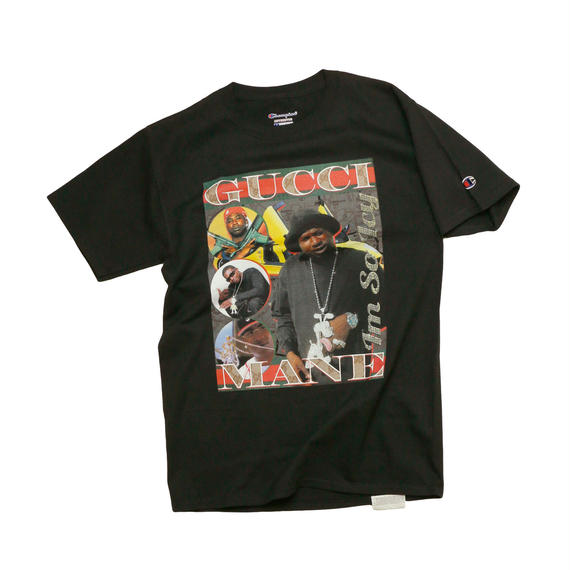"CHAMPION BODY ""GUCCI MANE"" T-shirt"