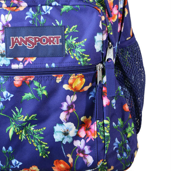 USED JANSPORT BIG STUDENT BACKPACK