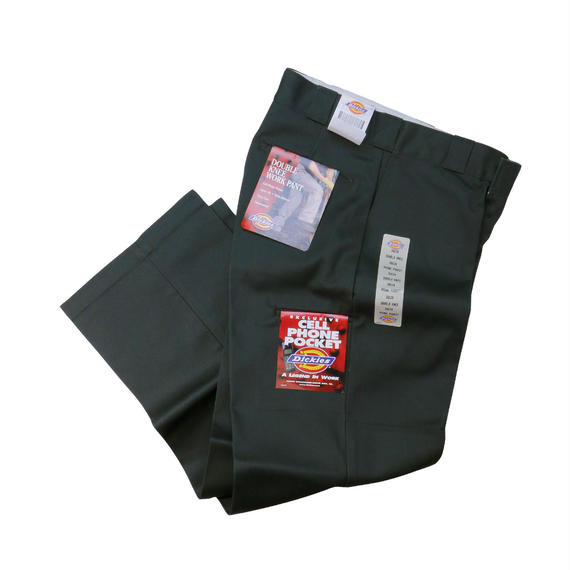 DICKIES DOUBLE KNEE PANT / OLIVE GREEN