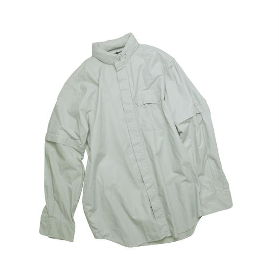 "USED ""BANANA REPUBLIC"" 2WAY SHIRT"