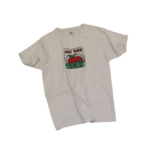 VINTAGE KEITH HARING NEW YORK Tshirts