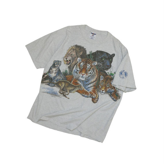 """USED """"OUT OF AFRICA"""" T-shirt"""