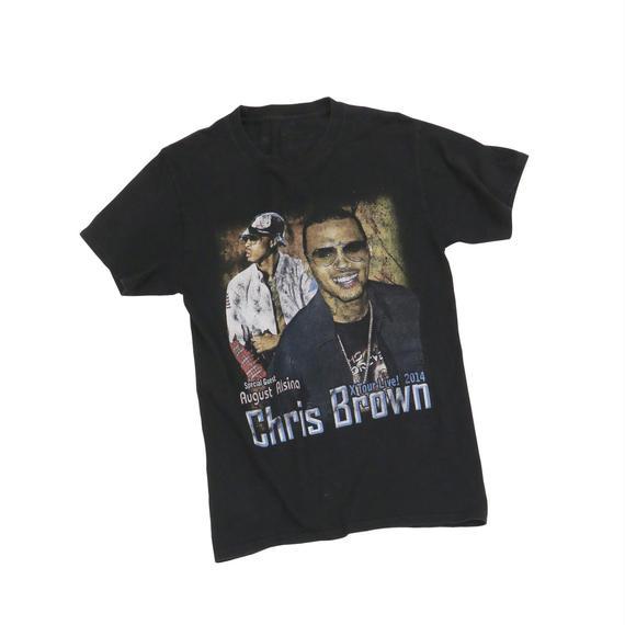 CHRIS BROWN TOUR USED Tshirts
