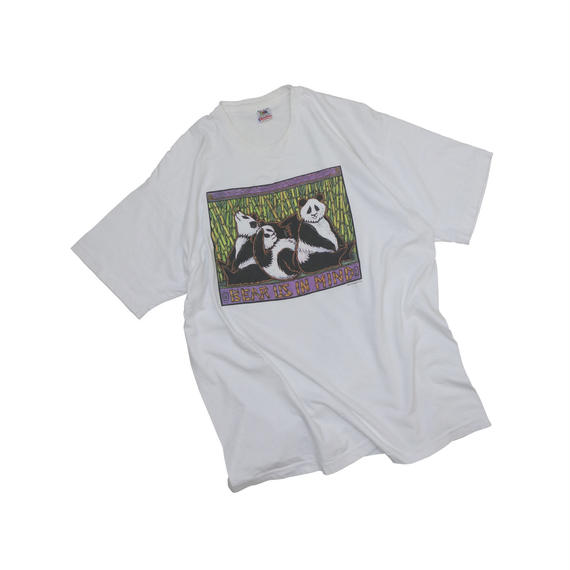 """USED """"BEAR US IN MIND"""" T-shirt"""