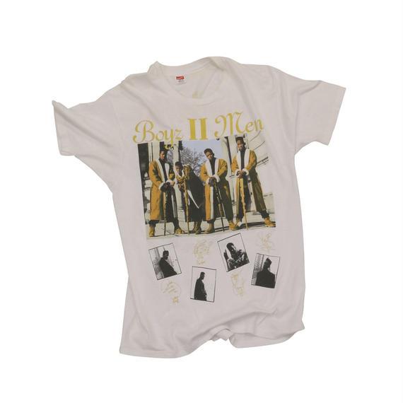 BOYZ 2 MEN WORLD TOUR Tshirts
