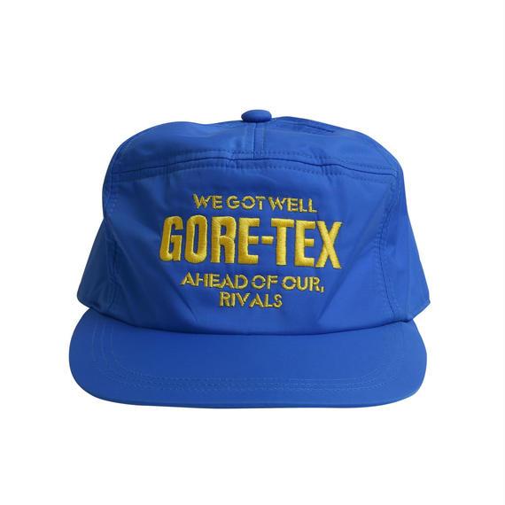 DEAD STOCK GORE-TEX LOGO CAP