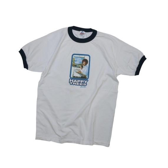 BOB ROSS DEAD STOCK RINGER T-shirt