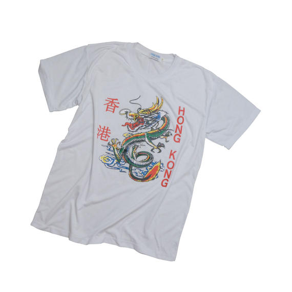 "USED ""HONGKONG"" T-shirt"