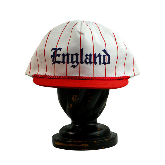 USED ENGLAND SNAP BACK CAP