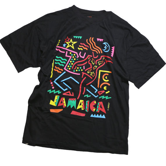 "DEAD STOCK ""JAMAICA"" SOUVENIR T-shirt"