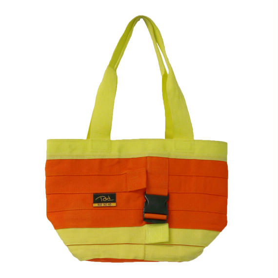 """USED """"BAD TAD MD"""" GROCERY TOTE"""