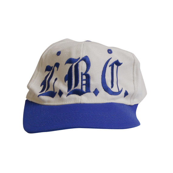 USED LONG BEACH CITY SNAP BACK CAP