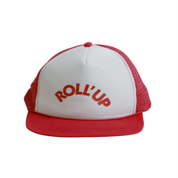 USED ROLL′UP MESH CAP