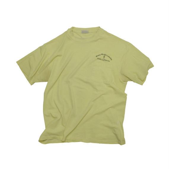 "USED ""WISHY WASHY LAUNDRY"" T-shirt"