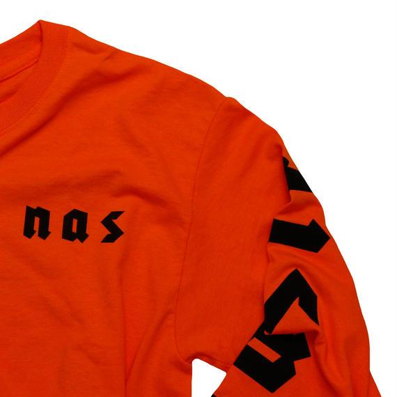 "NAS ""NASIR"" ALUBUM MERCHANDISE L/S Tshirt"