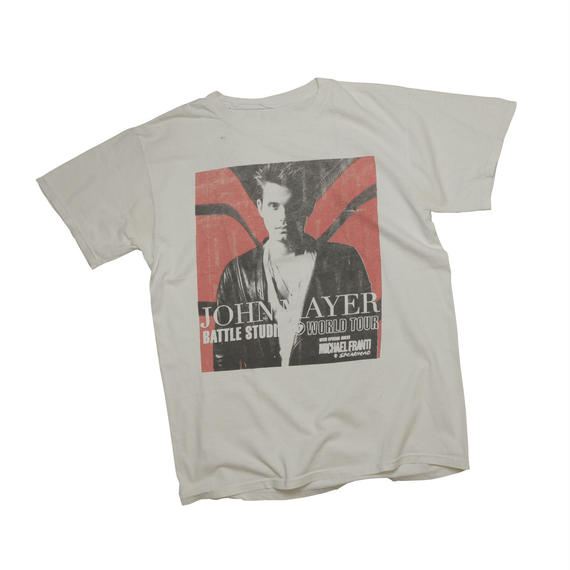 "JOHN MAYER ""2010 BATTLE STUDIES""  WORLD TOUR MERCH Tshirt"