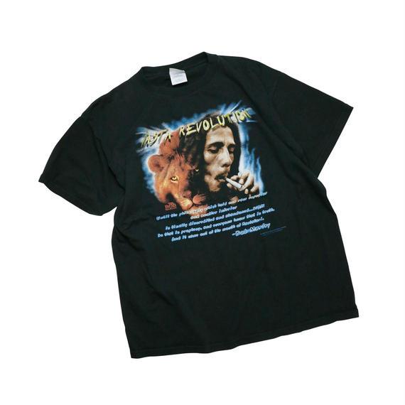 "USED ""RASTA REVOLUTION"" T-shirt"
