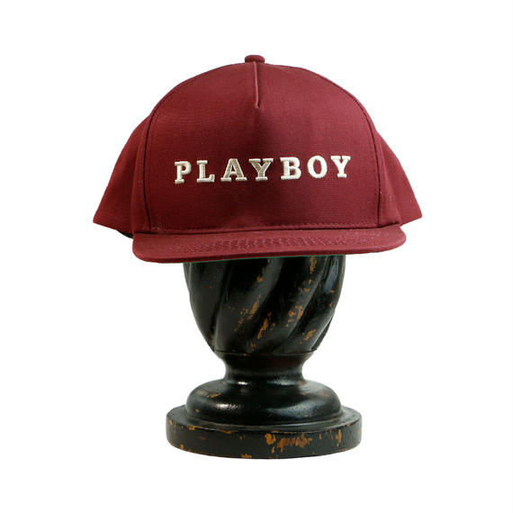 "USED ""PLAYBOY"" SNAP BACK CAP"
