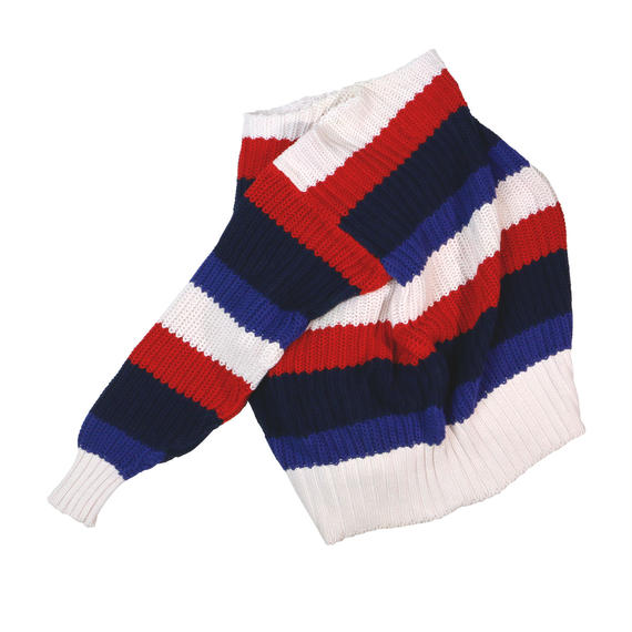 "USED ""POLO RALPH LAUREN"" COTTON RIB KNIT"