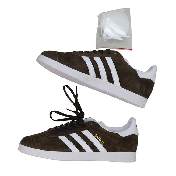 ADIDAS  GAZELLE / BROWN