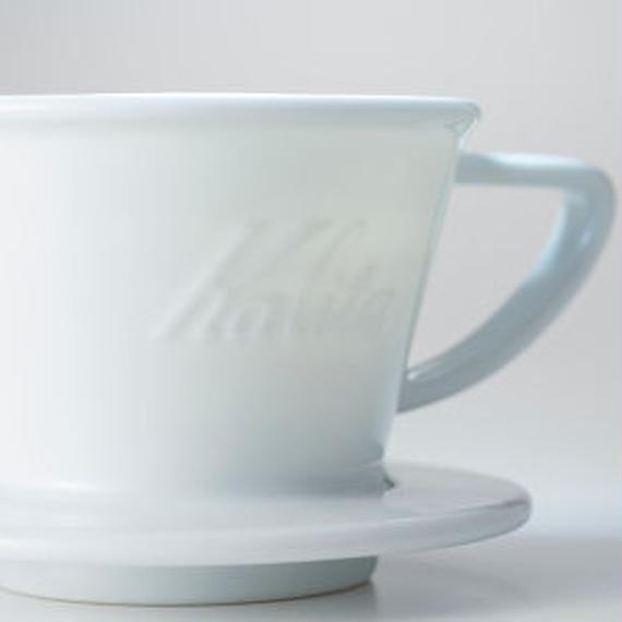 深煎りのコーヒースターターセット(カリタのウェーブドリッパーとペーパー)