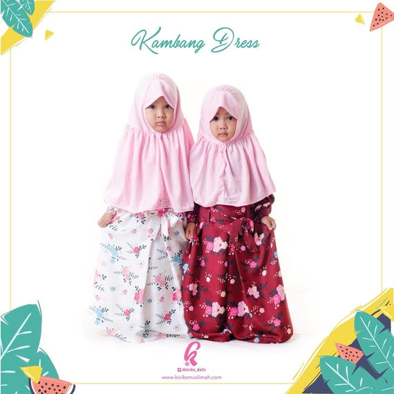 Kambang Dress (for children)