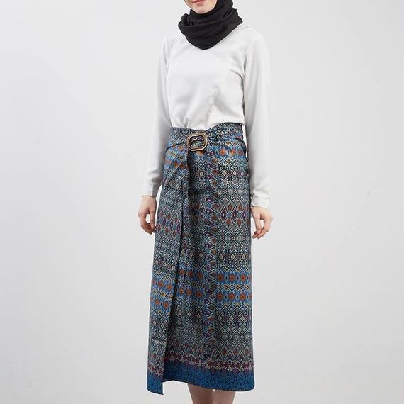 Rindia Wrap Batik Skirt