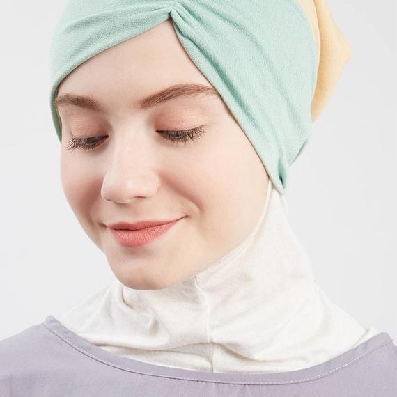 Two Tone Hijab Inner
