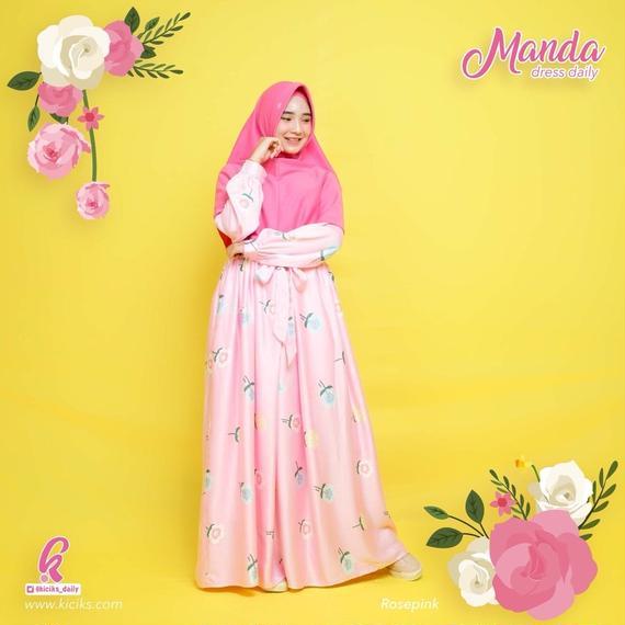 Manda Dress